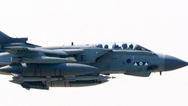 Out of service date announced for UK Tornado fleet