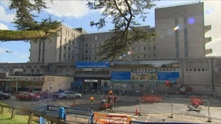 Critical report for Plymouth hospitals