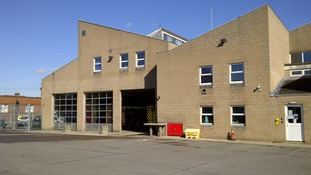 Photo of Chippenham fire station exterior