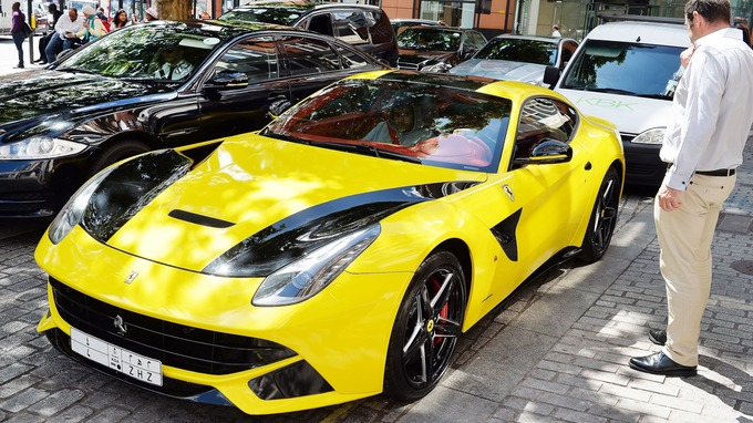 High Powered Supercars Some Worth More Than A Million Cruise