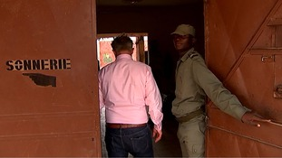 Rwandan genocide: Inside the prison holding Africa's most notorious war criminals