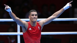 Great Britain's Anthony Ogogo