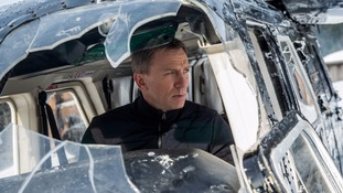 James Bond: Another warranty voided