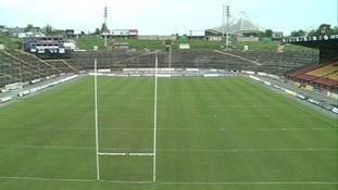 Pitch at Odsal