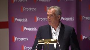 Tony Blair's speech today
