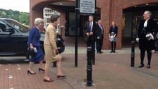 Princess Anne begins her tour of Cumbria today