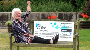 Somerset grandmother wins National Lottery jackpot