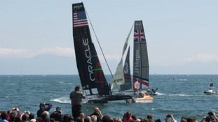 America's Cup - get ready for the racing!