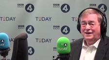 John Prescott on the Today Programme