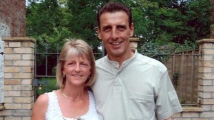 Stephen Mellor from Bodmin died trying to protect his wife Cheryl.