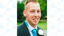 Matthew Harding was killed after being hit by a car