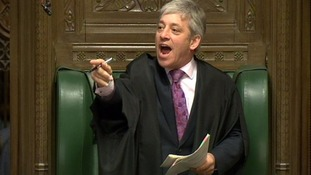 John Bercow, MP for Buckingham