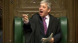 John Bercow, MP for Buckingham