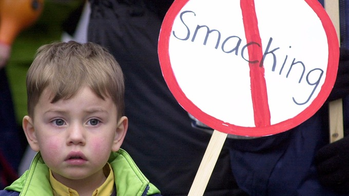 The UN has urged the UK to ban smacking altogether