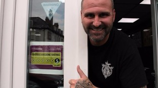 Hygiene ratings scheme for blackpool tattoo parlours for Revival tattoo and piercing