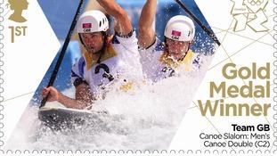 Olympics canoe
