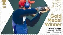 Peter Wilson Olympics