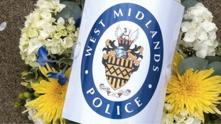 Police officers from across the country gather in memory of fallen colleagues