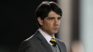Paul Peschisolido sacked after being beaten 4-1 against Torquay
