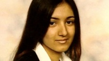 17-year-old Shafilea Ahmed