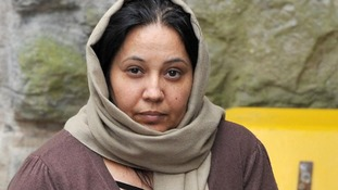 49-year-old Farzana Ahmed