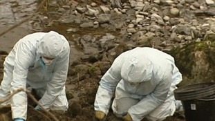 Forensic teams in Cumbria