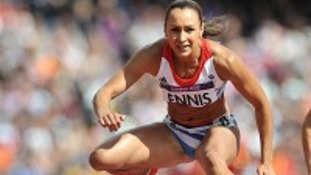 The 100m hurdles, got under way shortly after 10am, with Ennis making her Olympic debut.