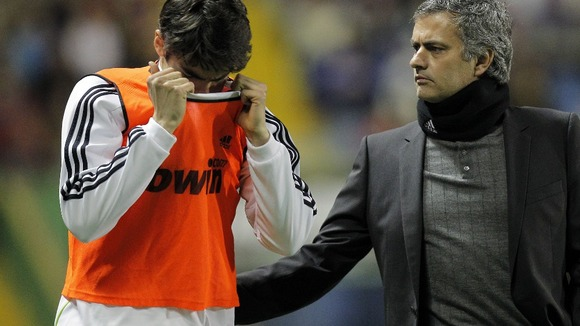 Real Madrid manager Jose Mourinho hopes Brazilian star Kaka will stay at the club.