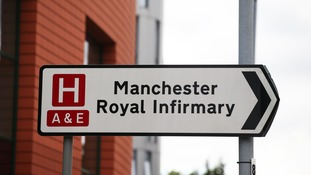 Manchester Royal Infirmary closed its accident and emergency department while it investigates two patients with suspected Mers