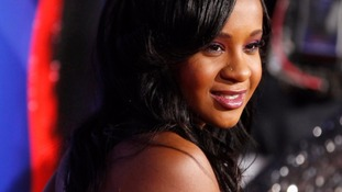 Whitney Houston's daughter Bobbi Kristina