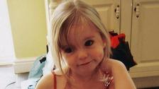 Madeleine McCann was three when she went missing