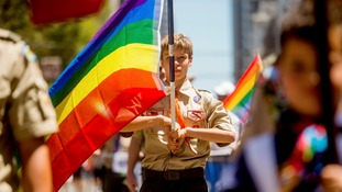 Boy Scouts of America vote to allow gay leaders