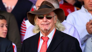 Blackpool owner Owen Oyston