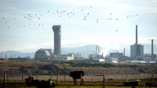 Sellafield nuclear power station