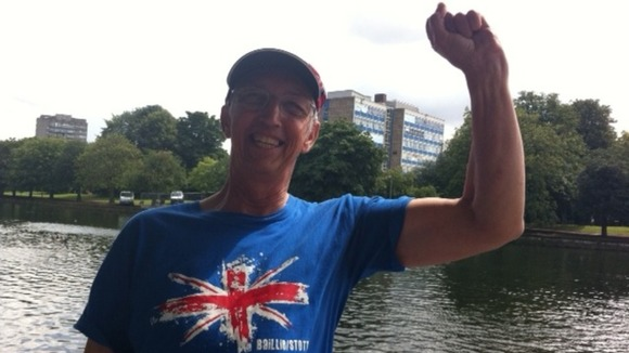 Etienne's dad delighted at son's medal win