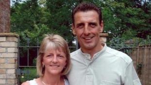 Cheryl and Stephen Mellor