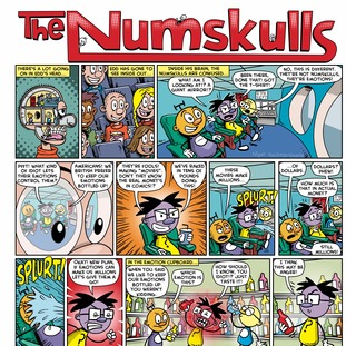 the numskulls