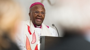 Archbishop Emeritus Desmond Tutu's admission to hospital is unrelated to his cancer treatment