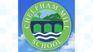 Chelfham Mill School logo