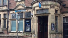 The Barclays branch will now close.