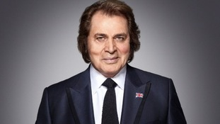 Engelbert Humperdinck announces Eurovision song