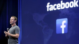 Facebook CEO Mark Zuckerberg speaks during his keynote address earlier this year