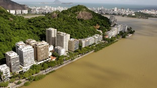 Rio's Olympic waters 'rife with sewage virus'