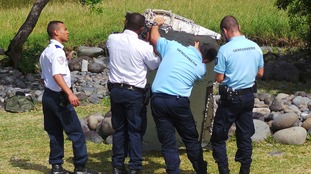 Plane wreckage investigated for MH370 link