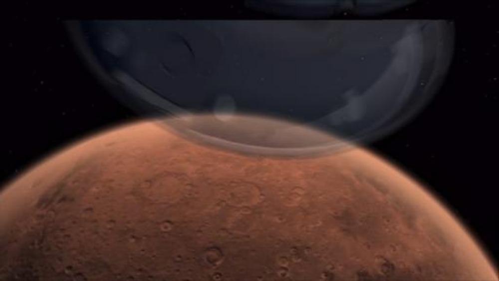 robot on mars nasa - photo #33