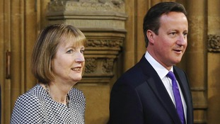 Harriet Harman said the Prime Minister appeared to want to whip people up against the migrants.