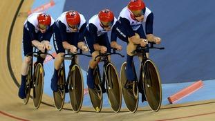 Men's Great Britain Team Pursuit