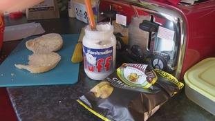 Marshmallow fluff and Marmite is just one of the combinations on offer