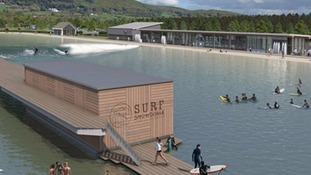 Unique surfing facility to open in north Wales