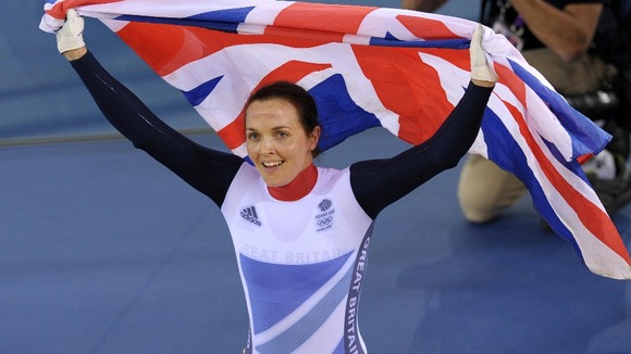Pendleton takes gold in Keirin